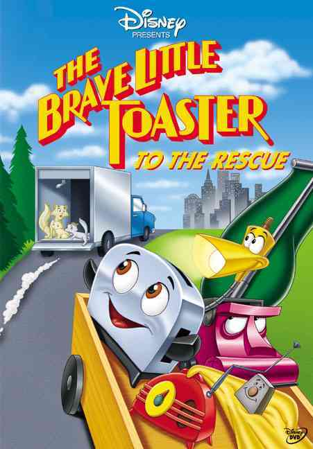 BRAVE LITTLE TOASTER TO THE RESCUE BY BRAVE LITTLE TOASTER (DVD)
